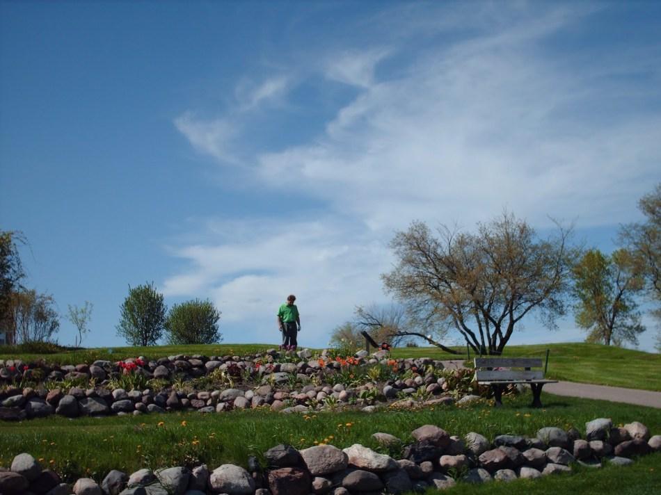 Elm Creek Green Golf Shirt