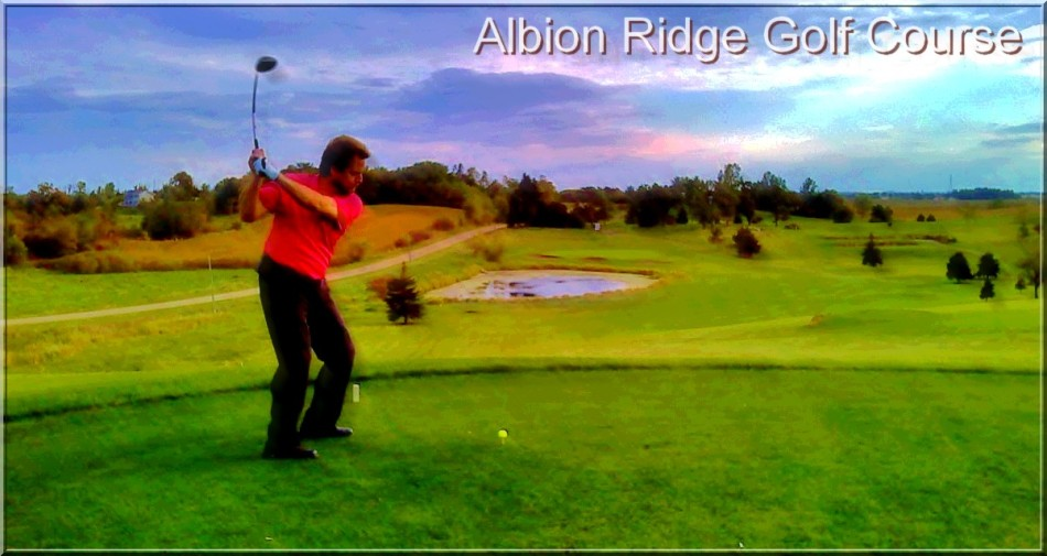 Albion Ridge Golf Course